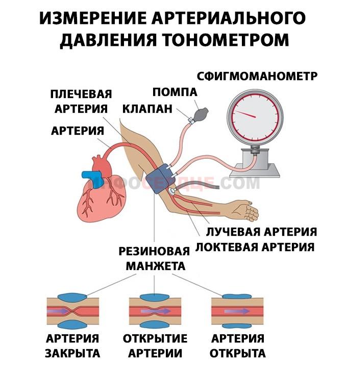 Как работает тонометр