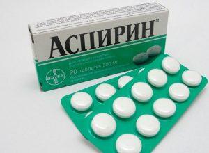 Как аспирин способствует разжижению крови?