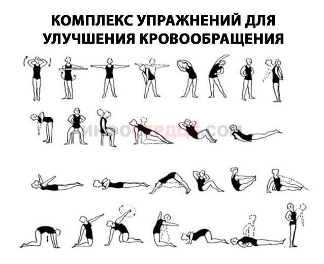 Варианты упражнений