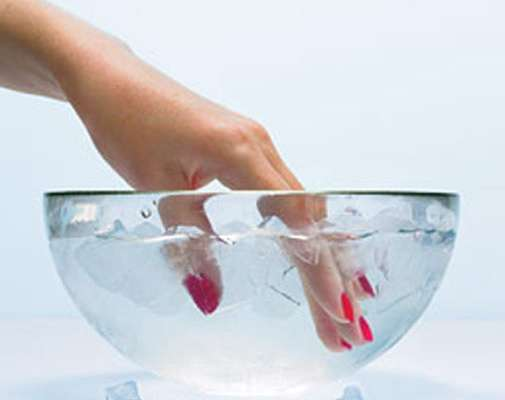 контрастная ванная