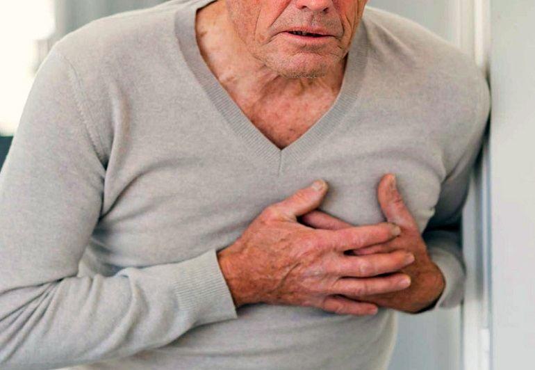 Колющая боль в сердце