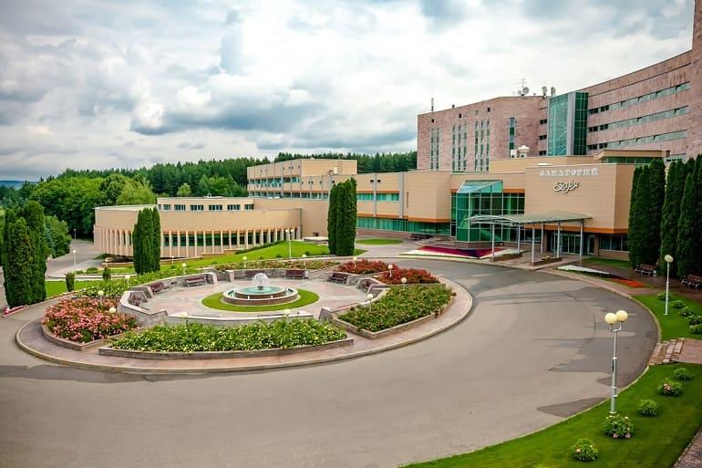 Кардиологические санатории Кисловодска: как выбрать